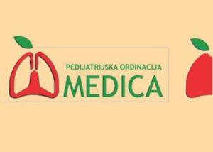 """Specijalistička pedijatrijska ordinacija """"Medica"""""""