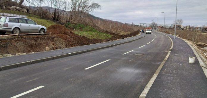 Završene pristupne saobraćajnice oko fabrike Zumtobel