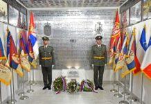 Otvorena Spomen-soba Komande Kopnene vojske u Nišu; Foto: Ministarstvo odbrane