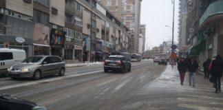 Ulice prohodne Niš; Foto: Naissus Info