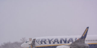 Aerodrom Konstantn Veliki, 25. februar; Foto: nis-airport.com