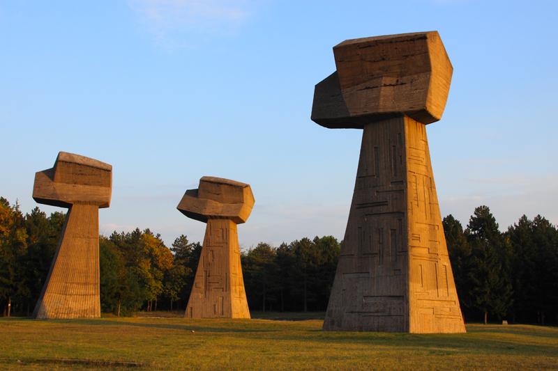 Spomen park Bubanj; Foto: Turistička organizacija Niša