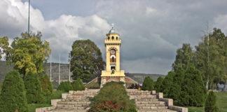 Spomenik na Čegru; Foto: Turistička organizacija Niša