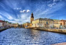 Švedska - Najplaćeniji poslovi u Geteborgu - Grad Niš
