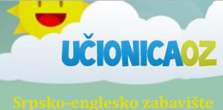 """Srpsko-engleski vrtić """"Učionica OZ"""""""