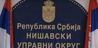 Nišavski upravni okrug