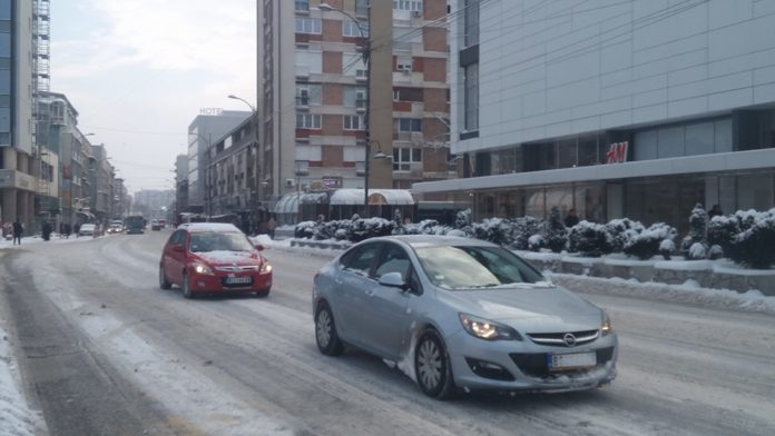 Saobraćaj u Nišu se odvija normalno
