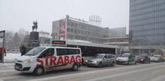 Centar Nišs; Foto: Naissus Info