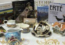 XII Sajam engleske knjige i porcelana u Nišu