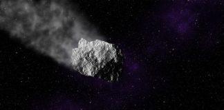 Asteroid; Foto: Pixabay