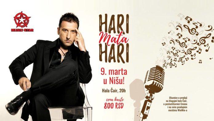 Hari Mata Hari; Foto: Music Star