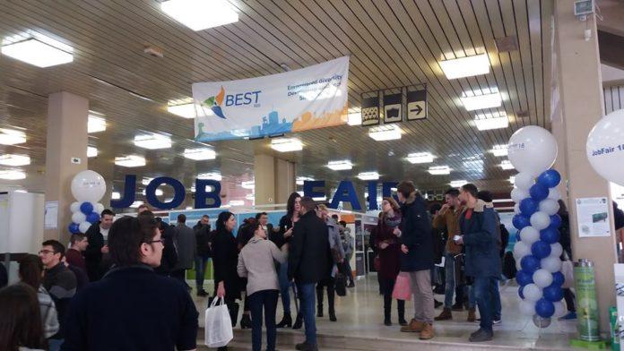 Otvoren Job Fair 2018. na Elektronskom fakultetu Niš