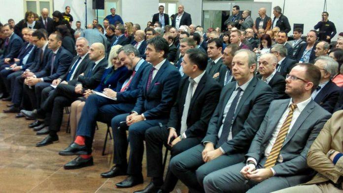 Poslovni forum Srbije i Bugarske u Oficirskom domu