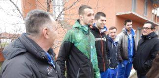 RK Železničar na terenu sa građanima