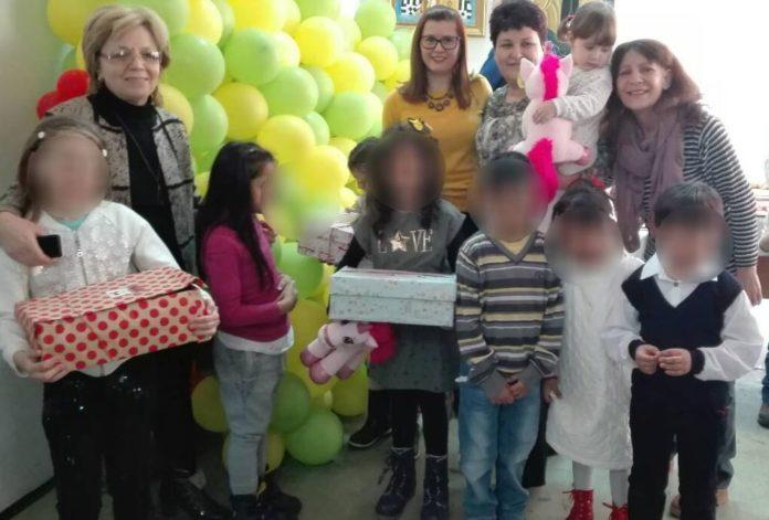 Gradska opština Medijana organizovala rođendansko slavlje za sedmoro mališana iz hraniteljskih porodica