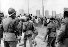 Protest studenata juna 1968. u Beogradu