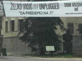 Koncert Željka Vasića u Nišu
