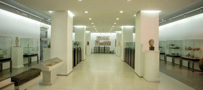 Arheološka sala Narodnog muzeja Niš; Foto: TON