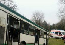 Autobus sleteo sa puta, Niš