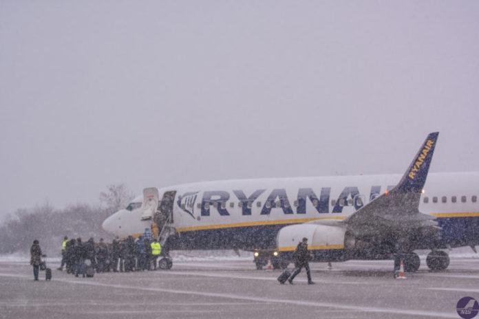 Foto: Aerodrom Konstantin Veliki