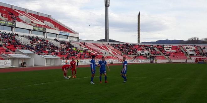 FK Radnički - Vojvodina; Foto: FK Radnički