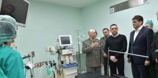 U niškoj Vojnoj bolnici otvorena nova operaciona sala