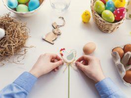 Farbanje jaja na Veliki petak