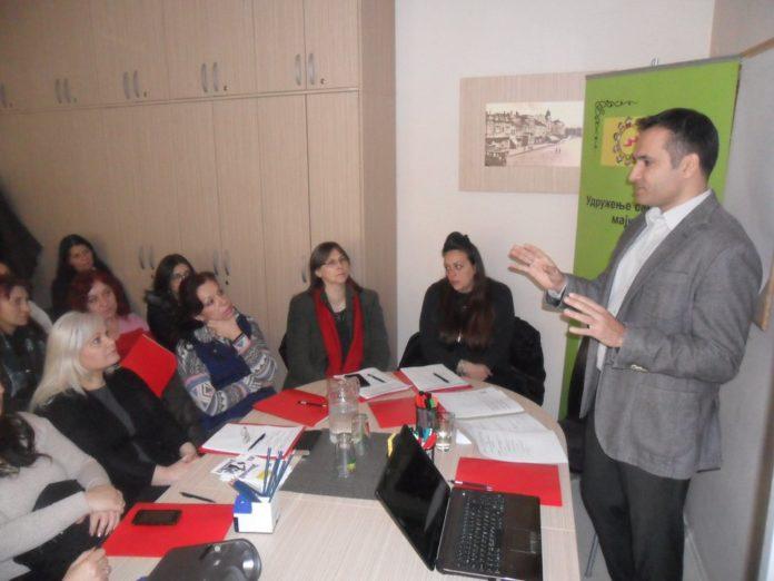 Seminar o ženskom preduzetništvu u Kući Klastera za samohrane majke u Nišu