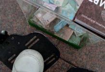 banka dobročinstva opljačkana
