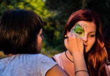 """Volimo našu planetu, čuvajmo našu planetu!Foto: Kreativna grupa """"Naslikam ti facu"""""""