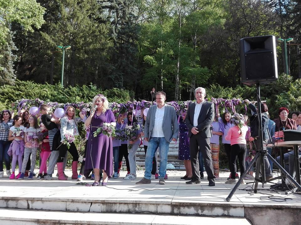 Program Dani jorgovana: Foto: GO Niška Banja