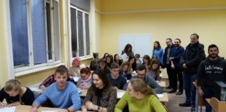 Studenti iz Rusije učili sprski jezik u Nišu