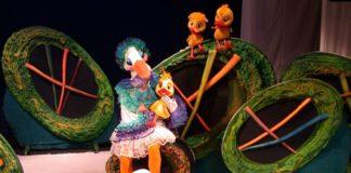 Ružno pače, predstava Pozorišta lutaka Niš