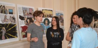 Međunarodna izložba o holokaustu u Prvoj niškoj gimnaziji ''Stevan Sremac''