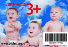 Pokret za decu Tri plus: Srbija da se brani rađanjem
