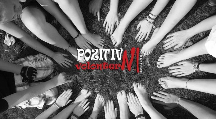 Festival PozitivNI: Konkurs za volontere