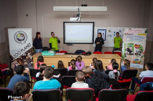 Zmije Srbije, edukacija