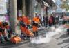 Ovako to radi Gradska čistoća u Beogradu; Foto: Gradska čistoća