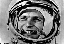 Sovjetski kosmonaut Jurij Gagarin