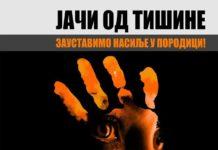 Prijavi nasilnika: Jači od tišine – zaustavimo nasilje u porodici