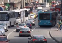 gradski prevoz u Nišu