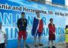 Najbolji niški plivač Andrija Pavlović oborio dva državna rekorda
