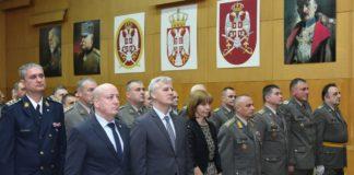 U Nišu obeležen Dan pravne službe; Foto: Ministarstvo odbrane Srbije