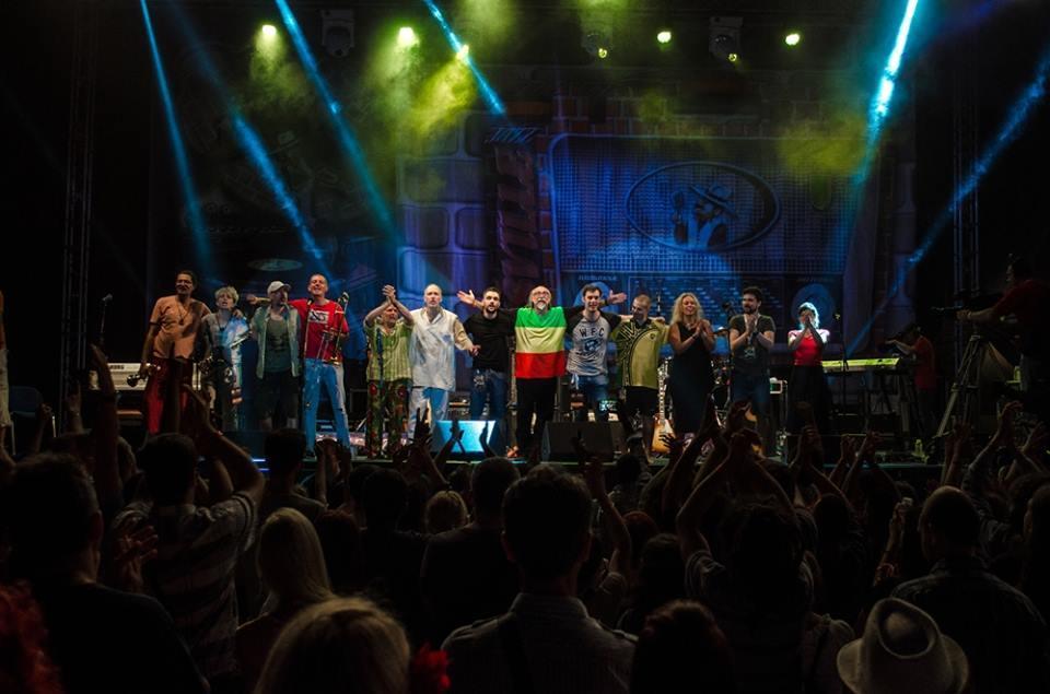 Del Arno Band na Nišville festivalu: Foto: FB, Luka Radulović