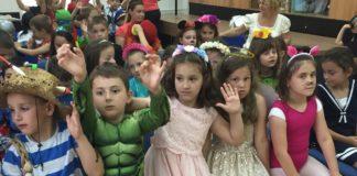 Predškolci u poseti GO Medijana, Niš
