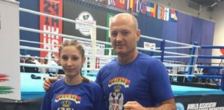 Bronzana medalja za nišku kik-bokserku na Svetskom kupu