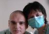 Nenad Ristić i njegova supruga Marina Stojanović Ristić; Foto: Budi human
