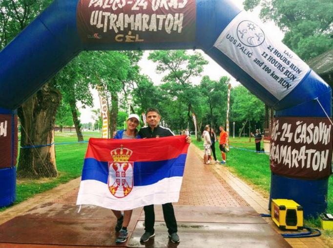 Valentina Nejković i Saša Gacik