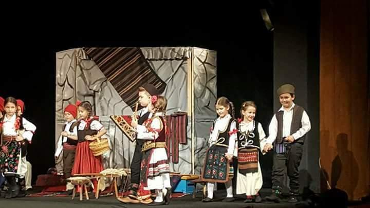 """Predstava """"Princ i monah Sava"""", Foto: PU Pčelica"""