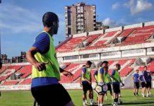 Raspucano pred Spartak; Foto: FK Radnički